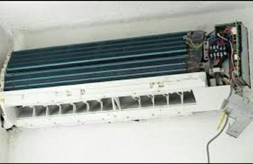 instalador calificado de equipos de aire acondicionados
