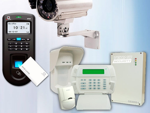 instalador camaras de seguridad dvr nvr  alarma  camara ip