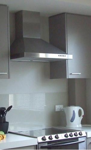 instalador: campanas de cocina, lavarropas,calefones.