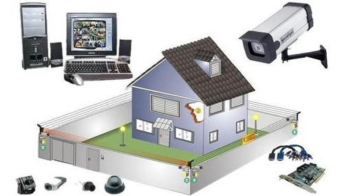 instalador câmeras segurança cftv alarme rede wi-fi