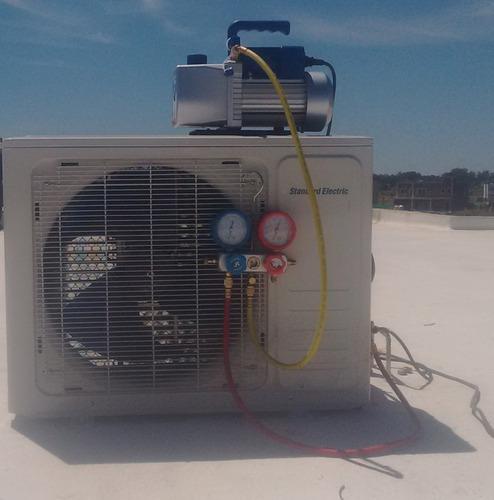 instalador de aire acondicionado matriculado