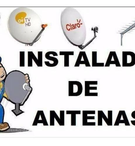instalador de antenas de tv.
