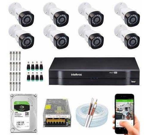 instalador de câmeras, alarmes, interfone, etc
