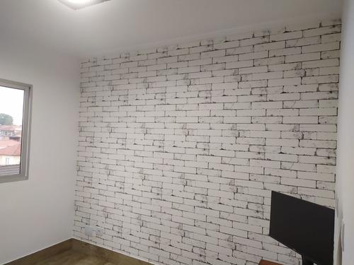 instalador de papel de parede
