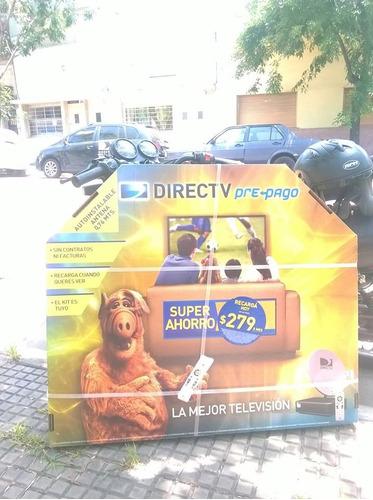 instalador directv prepago servicio tecnico tda ,cable fta