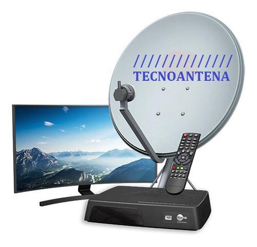 instalador diretcv prepago y antena digital hd tda