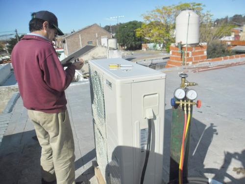 instalador split aire acondicionado