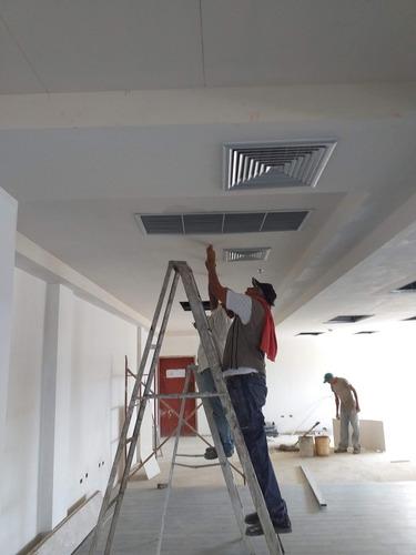 instaladores de drywall