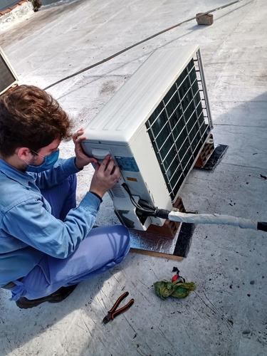 instaladores y reparadores de aires acondicionados