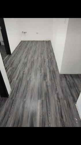 instalaicon de piso laminada de vinil / pvc
