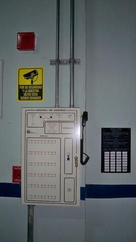 instalamos alarma contra incendios sovica