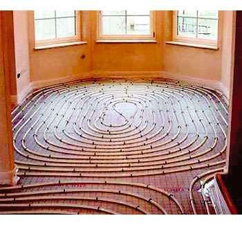 instalamos suelo radiante radiadores calderas agua s pex