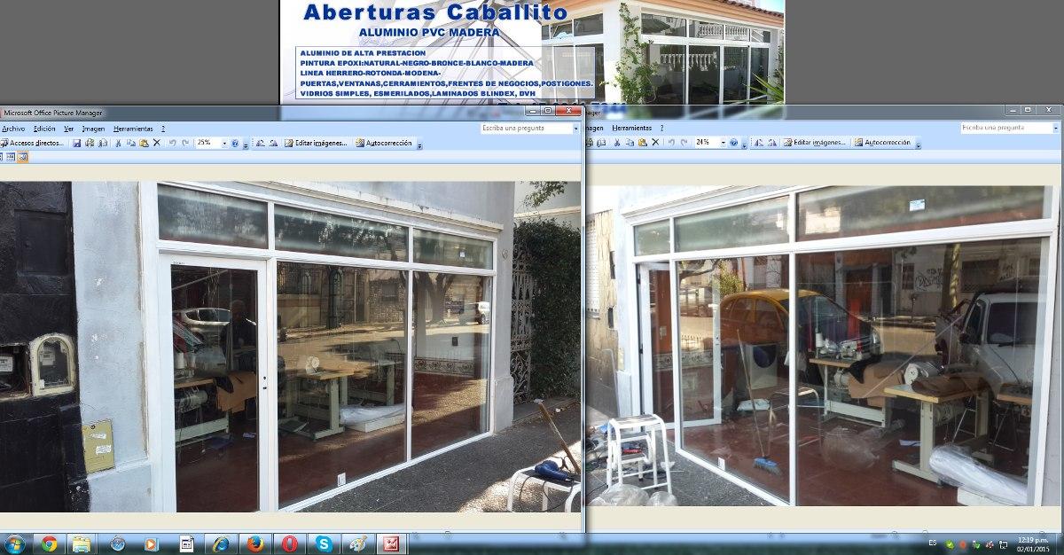 Moderno Reemplazar El Vidrio De Ventana De Marco De Aluminio ...