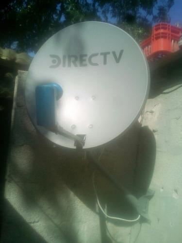 instalo y oriento antena directv