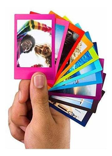 instax mini 9 instant film camara 2 rainbow estuche