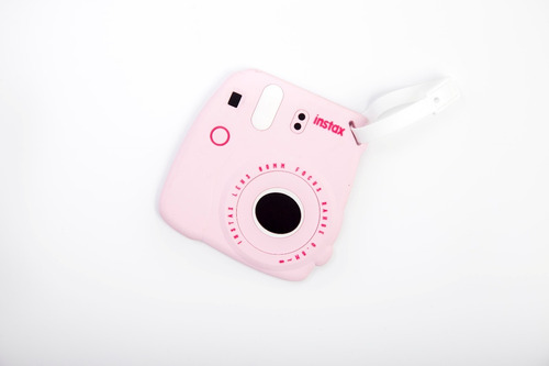 instax mini 9 rosa flamenco 10 fotos carterita colgante rosa