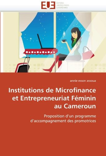 institutions de microfinance et entrepreneuriat feminin au