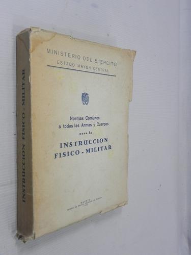 instruccion fisico militar. ejercito de chile 1967