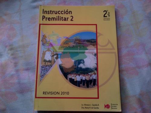 instrucción pre-militar 2