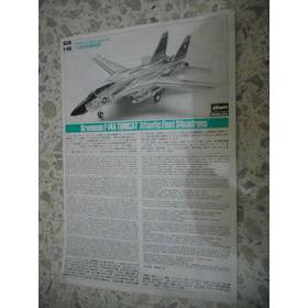 Instructivo F-14a Tomcat