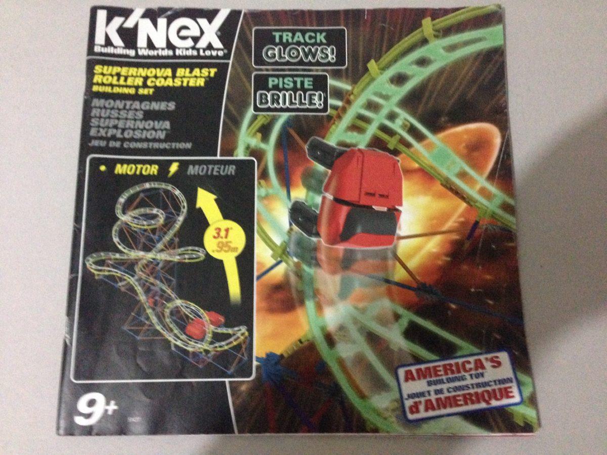 Coaster Building Knex Supernova Blast Roller Wwwmiifotoscom