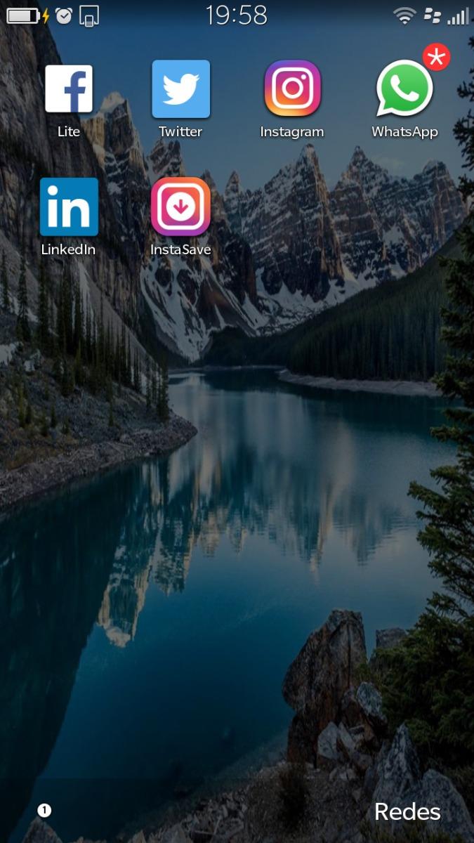 Instructivos Blackberry 10 (pack Social Media Whatsapp & Ig)