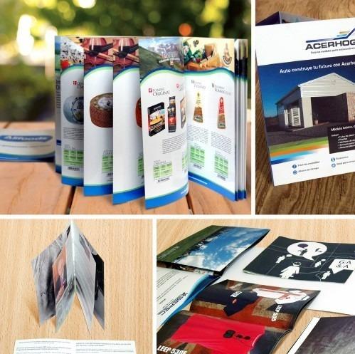 instructivos, manuales, imprenta digital, offset