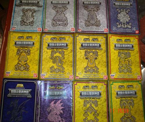 instructivos para caballeros del zodiaco myth cloth