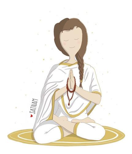 instructora clases de kundalini yoga adultos y niños