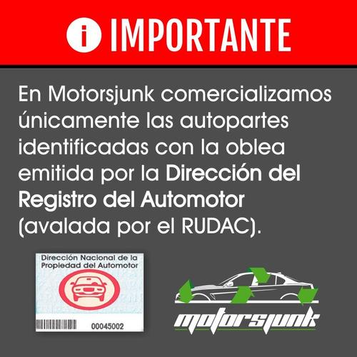 instrumental ford ecosport 1.6 l 4x2 xl plus 2012 sedan 1842