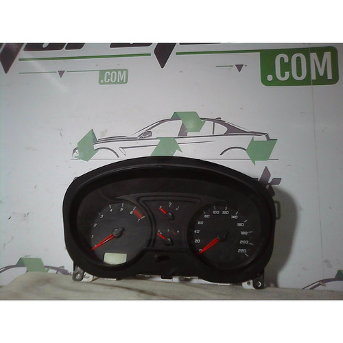 instrumental ford ecosport 2.0l xlt plus 4wd 2010 sedan 3242