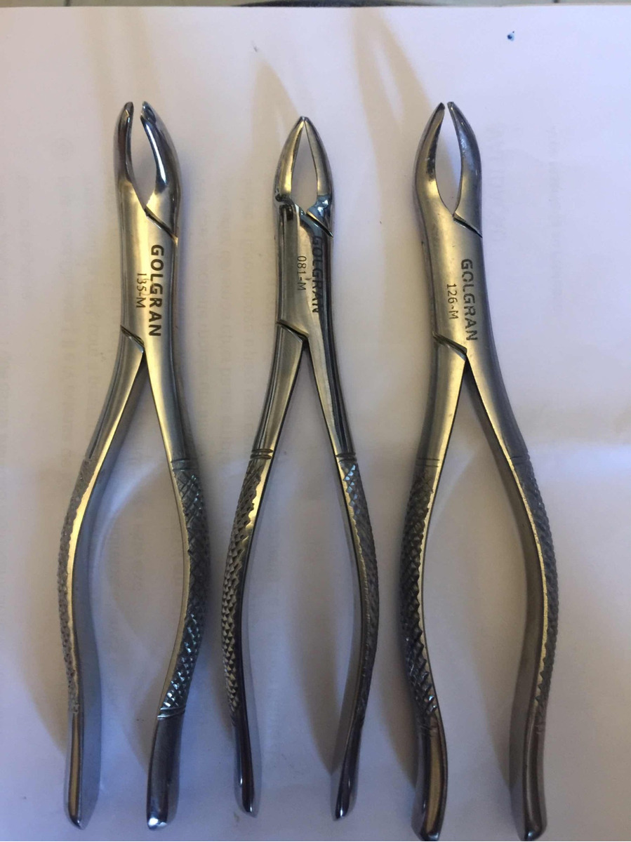 instrumental odontologia pediatria. Carregando zoom. 23641ac34107