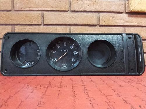 instrumental tablero relojes volkswagen vw kombi combi furgo