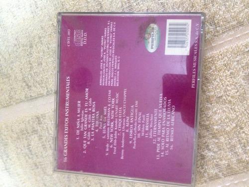 instrumentales disco compacto edicion mexicana