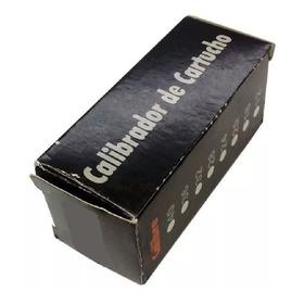 Instrumento De Calibração De Cartuchos 1 Calibrador De Cartucho Em Aço Escolha Cal. N° 40 Ao 12