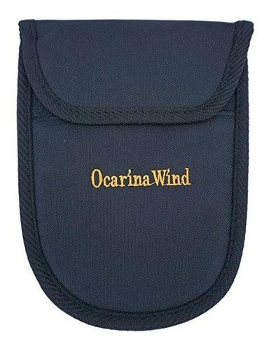 instrumento de viento the 12 hole sweet potato ocarina, key