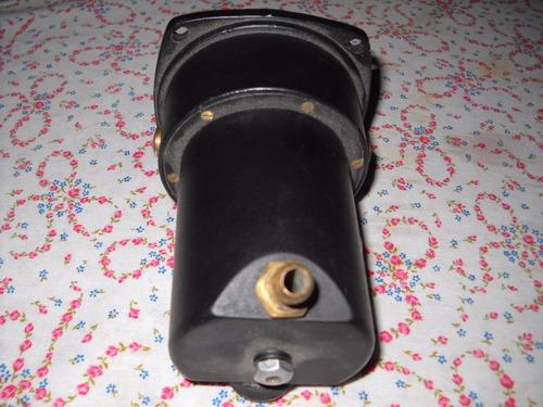 instrumento de viraje antiguo para avion
