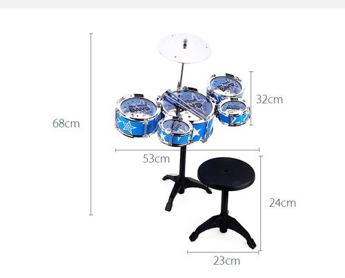 instrumento musical batería