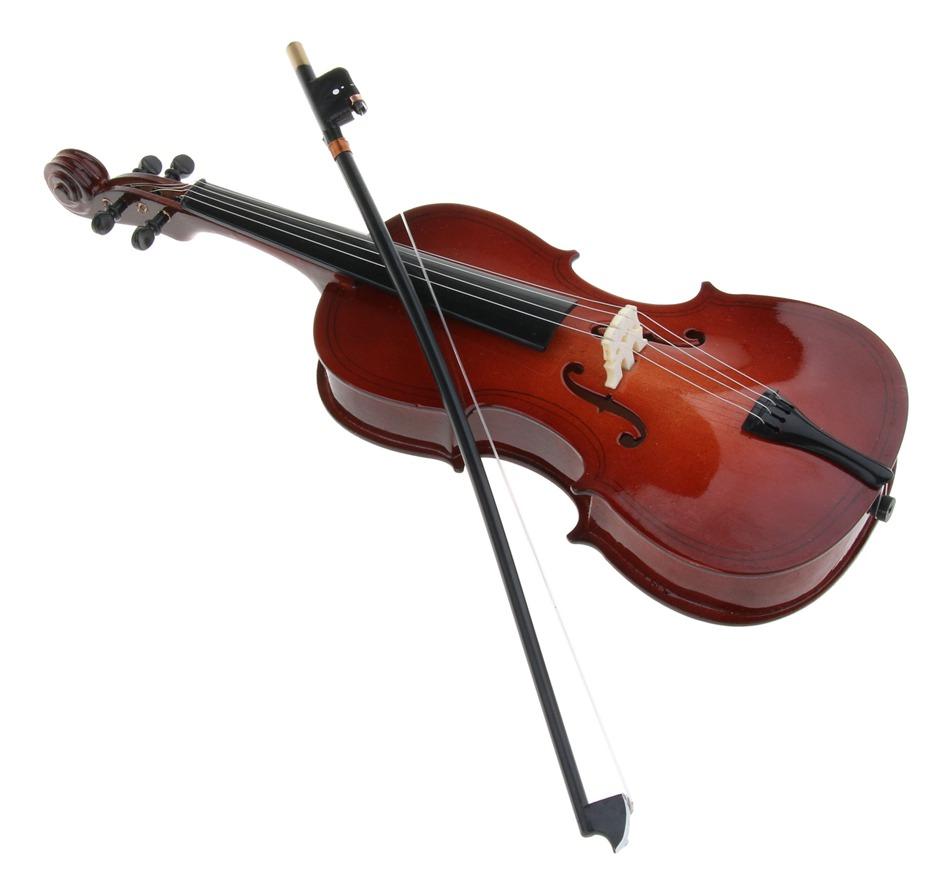 Instrumento Musical De Madera Para Violonchelo En Miniatura