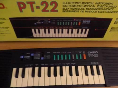 instrumento musical  electronico pt- 22