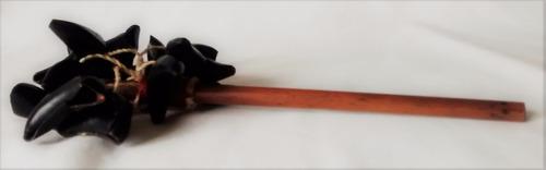 instrumento musical sonajero personalizado