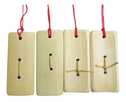 instrumento percusión musical castañuelas