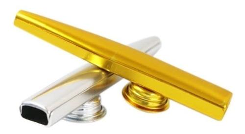 instrumento sopro kazoo