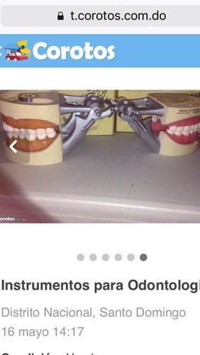instrumentos de odontologia a bajo precio!
