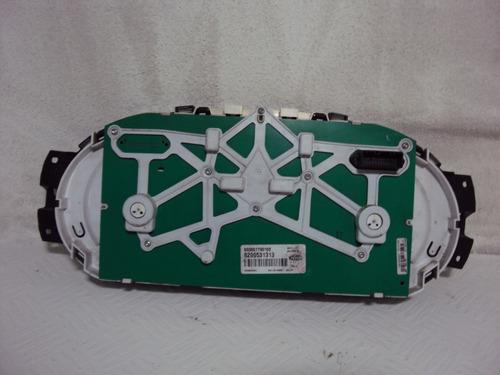 instrumentos renault painel