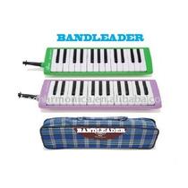 Melódica Bandleader 27 Teclas Varios Colores Y Estuche
