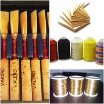 Oboe Cañas (materiales Para Fabricación)