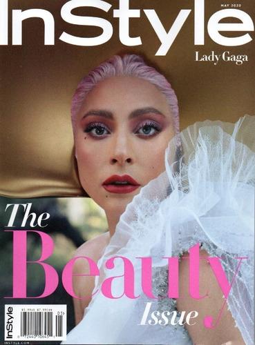 instyle revista us - assinatura 6 meses revistas impressas