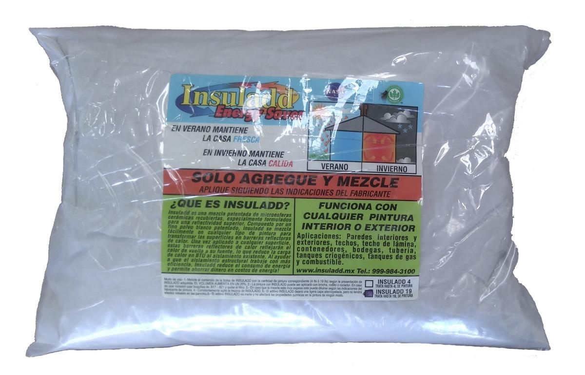 Insuladd 19 aislante t rmico aditivo para pinturas - Mejor aislante termico ...
