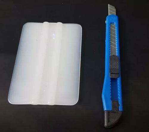 insulfilm + estilete + espátula g5 g20 g35 - 3 mt x 0,50 cm